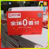 Tarjeta de la Espuma del PVC de la Impresión de Customed Digital