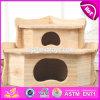 Neue Produkt-lustige Haustier-Aktivitäts-Raum-Natur-hölzerner Hamster-Rahmen W06f030