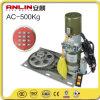 Anlin AC500kg Motor de la puerta de rodillos de laminación con más funciones diferentes