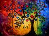 Peinture à l'huile ((OA-OO7))