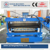 CE Double couche de haute qualité certifiée toit machine à profiler de feuille
