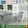 Rattan do jardim/pátio que janta jogos para a mobília ao ar livre (TG-1620)
