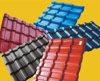 Español sintetizado azulejo de material para techos de 3 capas