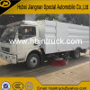 8 Mètres cubes Dongfeng Road Sweeper chariot