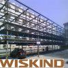Struttura d'acciaio galvanizzata tuffata calda per il gruppo di lavoro d'acciaio della costruzione, magazzino