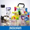 Retangleの明確な印刷できるプラスチック化粧品か香水の包装ボックス