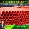地下ケーブルの保護のための新製品Mppの管