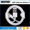 電光充電器iPhone 7のための可聴周波USBのデータケーブル