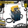 PE-Series, затопленных электрические молокоотсосы Enerpac прибора