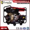 6kVA de elektrische Diesel van Diesel Kama van de Generator Prijs van de Generator in India