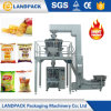 Machine de conditionnement Integrated de pesage et de empaquetage de pommes chips