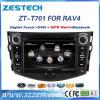Оптовая цена автоматическое Bluetooth для навигации автомобиля DVD Тойота RAV4