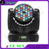 36X3w RGB beleuchten beweglicher Träger preiswertes DJ des Kopf-LED
