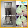 Le Swirl Self-Cleaning en acier inoxydable commerciale des fruits de la crème glacée Machine Blender