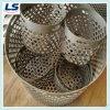 Bas du panneau en métal perforé en acier au carbone