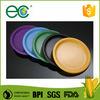Plaque remplaçable organique de noce de fécule de maïs biodégradable d'articles