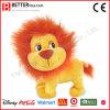 Lion de jouet bourré par animal mol de la peluche En71 pour des gosses de bébé
