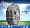 PUNKT GCC, das zugelassenen Personenkraftwagen-Reifen SUV PCR Eu-Beschriftet, ermüdet Hersteller von China