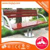 Novo design de 2016 bancos de madeira cadeira longa ao ar livre