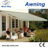 Retractable de alumínio Awning para o Carport B3200