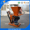 Machine de fabrication de brique de verrouillage de l'argile Wt1-25 d'engine de diesel/moteur de vente directe d'usine