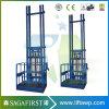 подъем 1ton 6m электрический вертикальный материальный платформы