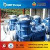 Pompe centrifuge de boue d'aspiration rayée par caoutchouc