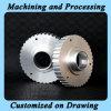 Peças feitas sob encomenda do protótipo do OEM com a precisão do CNC que faz à máquina para o metal que processa as peças de maquinaria