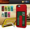 El caso del teléfono móvil más vendido para el iPhone, Cubierta para el iPhone 6 6s, nuevo diseño para el iPhone 6 Caso