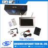 RC Transmitter와 Receiver 200MW Fpv Transmitter Ts5823와 40CH 5.8g Diversity Receiver RC708