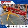 Série Hgy 13m, 15m, 17m, 19m 23 BETÃO CELULAR Colocação Lança de reboque China Fabricante