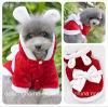 Tissu de chien de Noël Tissu bon marché de chien confortable