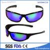 Neuer Form PC Rahmen polarisierter beschichtender Sport, der Schutzbrillen schützt