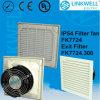 Ventilador de exaustão de alta eficiência da China com obturador de ventilação (FK7724)
