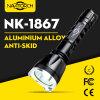 Aluminium-CREE XP-E LED nachladbare LED Handtaschenlampe