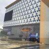 Panneau de revêtement en aluminium Beautifu fait sur mesure pour le bâtiment commercial