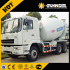 camion della betoniera di 6X4 8-10m3 Camc HOWO Shacman