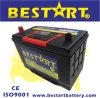 manutenção elétrica da bateria de carro do acumulador de 12V 75ah a auto livra 75D31r