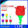Rose USB 2.0 USB Flash Drives pulgar Pendrive U disco