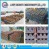 Machine à paver de verrouillage creuse concrète automatique de brique pleine du bloc Qt8-15 faisant la machine