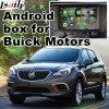 Buickのラクロッス2014年のためのGPSの運行ビデオインターフェイス