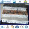 Алюминиевая панель сота камня ячеистого ядра