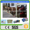 De Lopende band van het Document van de Zak van kraftpapier Met Lage Prijs in Wuxi