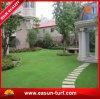 Hierba artificial barato al aire libre de la fábrica de China para el jardín