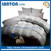 Comercio al por mayor lujoso Queen Size Bed colcha de seda de impresión