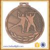 Het Brons van de Legering van het zink plateerde 3D Medaille van het Softball
