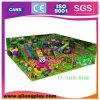 Het binnen Type van Speelplaats en de Opblaasbare Materiële Binnen Zachte Speelplaats van de Speelplaats