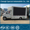 Feito na China Mini 4X2 LED Billboard Truck