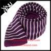 Alta moda de los hombres de encargo de punto corbata de seda