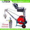 Selbstwanne u. Neigung  Bohrloch-Kamera Jt-Wpt70 mit automatischer Kabel-Bandspule und Messinstrument-Kostenzähler